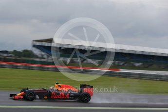 World © Octane Photographic Ltd. Red Bull Racing RB12 – Pierre Gasly. Tuesday 12th July 2016, F1 In-season testing, Silverstone UK. Digital Ref : 1618LB1D9477