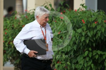 World © Octane Photographic Ltd. Herbie Blash. Thursday 24th November 2016, F1 Abu Dhabi GP - Paddock, Yas Marina circuit, Abu Dhabi. Digital Ref :