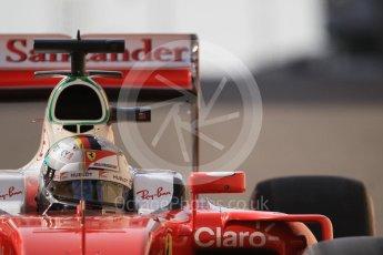 World © Octane Photographic Ltd. Scuderia Ferrari SF16-H – Sebastian Vettel. Saturday 26th November 2016, F1 Abu Dhabi GP - Practice 3, Yas Marina circuit, Abu Dhabi. Digital Ref :
