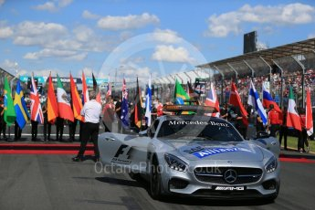 World © Octane Photographic Ltd. Sunday 20th March 2016, F1 Australian GP - Grid, Melbourne, Albert Park, Australia. Digital Ref : 1523LB1D6555