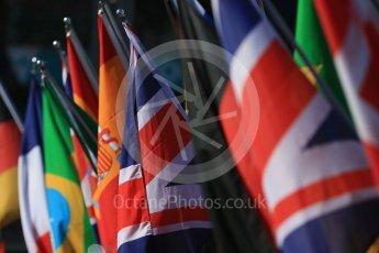 World © Octane Photographic Ltd. Sunday 20th March 2016, F1 Australian GP - Grid, Melbourne, Albert Park, Australia. Digital Ref : 1523LB1D6597