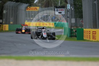World © Octane Photographic Ltd. McLaren Honda MP4-31 – Jenson Button. Friday 18th March 2016, F1 Australian GP Practice 1, Melbourne, Albert Park, Australia. Digital Ref : 1516LB1D1966
