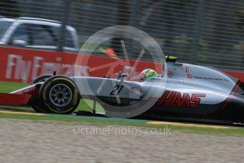 World © Octane Photographic Ltd. Haas F1 Team VF-16 - Esteban Gutierrez. Friday 18th March 2016, F1 Australian GP Practice 1, Melbourne, Albert Park, Australia. Digital Ref : 1516LB1D2990
