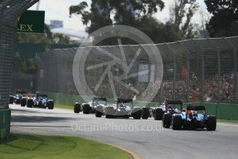 World © Octane Photographic Ltd. Manor Racing MRT05. Sunday 20th March 2016, F1 Australian GP Race, Melbourne, Albert Park, Australia. Digital Ref : 1524LB1D6990