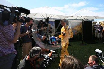 2016 Australian FIA Driver Photo Call | Octane Photos