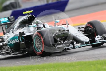 World © Octane Photographic Ltd. Mercedes AMG Petronas W07 Hybrid – Nico Rosberg. Friday 1st July 2016, F1 Austrian GP Practice 2, Red Bull Ring, Spielberg, Austria. Digital Ref : 1600CB1D2325