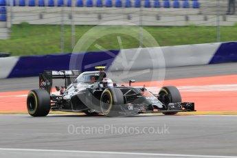 World © Octane Photographic Ltd. McLaren Honda MP4-31 – Jenson Button. Friday 1st July 2016, F1 Austrian GP Practice 2, Red Bull Ring, Spielberg, Austria. Digital Ref : 1600CB1D2436