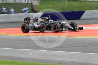 World © Octane Photographic Ltd. McLaren Honda MP4-31 – Fernando Alonso. Friday 1st July 2016, F1 Austrian GP Practice 2, Red Bull Ring, Spielberg, Austria. Digital Ref : 1600CB1D2460