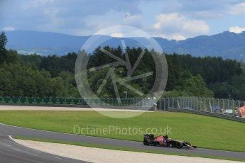 World © Octane Photographic Ltd. Scuderia Toro Rosso STR11 – Daniil Kvyat. Friday 1st July 2016, F1 Austrian GP Practice 2, Red Bull Ring, Spielberg, Austria. Digital Ref : 1600LB1D5533