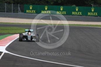 World © Octane Photographic Ltd. Mercedes AMG Petronas W07 Hybrid – Lewis Hamilton. Friday 1st July 2016, F1 Austrian GP Practice 2, Red Bull Ring, Spielberg, Austria. Digital Ref : 1600LB1D6335