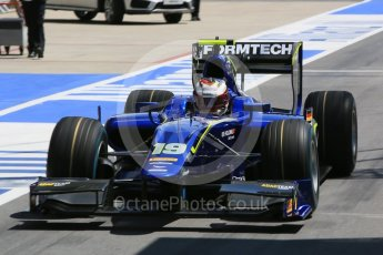 World © Octane Photographic Ltd. Carlin - GP2/11 – Marvin Kirchhofer. Friday 1st July 2016, GP2 Practice, Red Bull Ring, Spielberg, Austria. Digital Ref : 1599CB5D2932