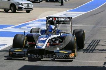 World © Octane Photographic Ltd. Russian Time - GP2/11 – Raffaele Marciello. Friday 1st July 2016, GP2 Practice, Red Bull Ring, Spielberg, Austria. Digital Ref : 1599CB5D2972