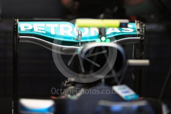 World © Octane Photographic Ltd. Mercedes AMG Petronas W07 Hybrid – Nico Rosberg. Saturday 27th August 2016, F1 Belgian GP Practice 3, Spa-Francorchamps, Belgium. Digital Ref : 1687LB1D8834