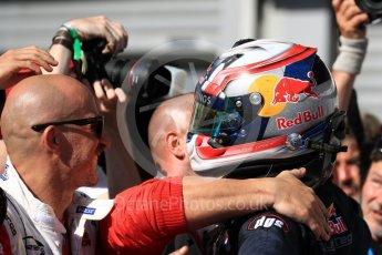 World © Octane Photographic Ltd. Prema Racing - GP2/11 – Pierre Gasly. Saturday 27th August 2016, GP2 Race 1, Spa-Francorchamps, Belgium. Digital Ref : 1682LB1D0665