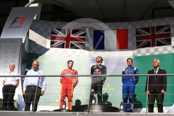 World © Octane Photographic Ltd. Prema Racing - GP2/11 – Pierre Gasly, Racing Engineering - GP2/11 – Jordan King and DAMS - GP2/11 – Alex Lynn. Saturday 27th August 2016, GP2 Race 1, Spa-Francorchamps, Belgium. Digital Ref : 1682LB1D0767