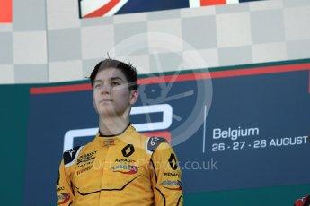 World © Octane Photographic Ltd. Arden International – GP3/16 – Jack Aitken. Sunday 28th August 2016, GP3 Race 2, Spa-Francorchamps, Belgium. Digital Ref : 1689LB1D1557