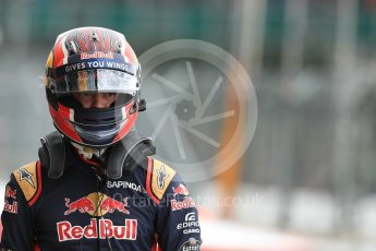 World © Octane Photographic Ltd. Red Bull Racing RB12 – Max Verstappen. Saturday 9th July 2016, F1 British GP Practice 3, Silverstone, UK. Digital Ref : 1625LB1D3513