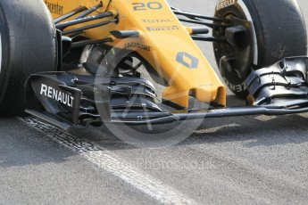 World © Octane Photographic Ltd. Renault Sport F1 Team RS16 – Kevin Magnussen. Wednesday 18th May 2016, F1 Spanish GP In-season testing, Circuit de Barcelona Catalunya, Spain. Digital Ref : 1556CB1D3528