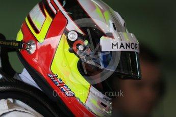 World © Octane Photographic Ltd. Manor Racing MRT05 – Jordan King. Wednesday 18th May 2016. F1 Spanish GP In-season testing, Circuit de Barcelona Catalunya, Spain. Digital Ref : 1556CB7D9068