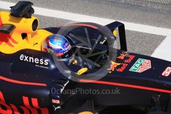 World © Octane Photographic Ltd. Red Bull Racing RB12 – Max Verstappen. Wednesday 18th May 2016, F1 Spanish GP In-season testing, Circuit de Barcelona Catalunya, Spain. Digital Ref : 1556CB7D9602