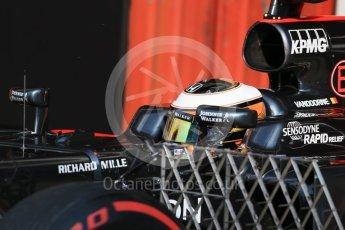 World © Octane Photographic Ltd. McLaren Honda MP4-31 – Stoffel Vandoorne. Wednesday 18th May 2016, F1 Spanish GP In-season testing, Circuit de Barcelona Catalunya, Spain. Digital Ref : 1556LB1D0247