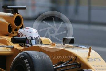World © Octane Photographic Ltd. Renault Sport F1 Team RS16 – Kevin Magnussen. Wednesday 18th May 2016, F1 Spanish GP In-season testing, Circuit de Barcelona Catalunya, Spain. Digital Ref : 1556LB1D0431