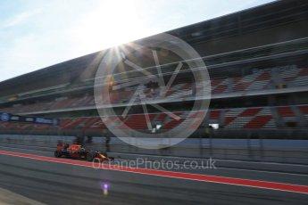 World © Octane Photographic Ltd. Red Bull Racing RB12 – Max Verstappen. Wednesday 18th May 2016, F1 Spanish GP In-season testing, Circuit de Barcelona Catalunya, Spain. Digital Ref : 1556LB5D4860