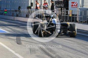 World © Octane Photographic Ltd. Renault Sport F1 Team RS16 – Kevin Magnussen. Tuesday 1st March 2016, F1 Winter testing, Circuit de Barcelona Catalunya, Spain, Day 5. Digital Ref : 1508LB1D4153