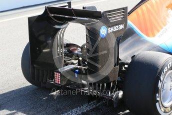 World © Octane Photographic Ltd. Manor Racing MRT05 – Rio Haryanto. Tuesday 1st March 2016, F1 Winter testing, Circuit de Barcelona Catalunya, Spain, Day 5. Digital Ref : 1508LB1D4980