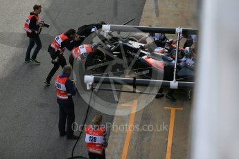 World © Octane Photographic Ltd. McLaren Honda MP4-31 – Fernando Alonso. Tuesday 1st March 2016, F1 Winter testing, Circuit de Barcelona Catalunya, Spain, Day 5. Digital Ref : 1508LB1D5097
