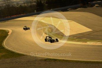 World © Octane Photographic Ltd. Mercedes AMG Petronas W07 Hybrid – Nico Rosberg. Tuesday 1st March 2016, F1 Winter testing, Circuit de Barcelona Catalunya, Spain, Day 5. Digital Ref : 1508LB5D9036