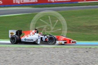 World © Octane Photographic Ltd. MP Motorsport - GP2/11 – Daniel de Jong. Friday 29th July 2016, GP2 Practice, Hockenheim, Germany. Digital Ref :1660CB1D0921
