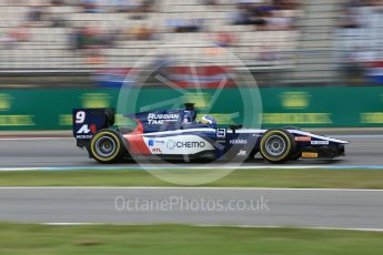 World © Octane Photographic Ltd. Russian Time - GP2/11 – Raffaele Marciello. Friday 29th July 2016, GP2 Qualifying, Hockenheim, Germany. Digital Ref :1662CB5D9730