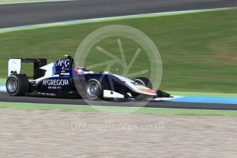 World © Octane Photographic Ltd. Campos Racing - GP3/16 – Steijn Schothorst. Friday 29th July 2016, GP3 Practice, Hockenheim, Germany. Digital Ref :1664CB2D1679