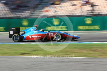 World © Octane Photographic Ltd. Jenzer Motorsport - GP3/16 – Arjun Maini. Saturday 30th July 2016, GP3 Qualifying, Hockenheim, Germany. Digital Ref :1666CB5D0056