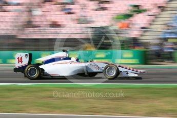 World © Octane Photographic Ltd. Koiranen GP - GP3/16 – Matt Parry. Saturday 30th July 2016, GP3 Qualifying, Hockenheim, Germany. Digital Ref :1666CB5D0108