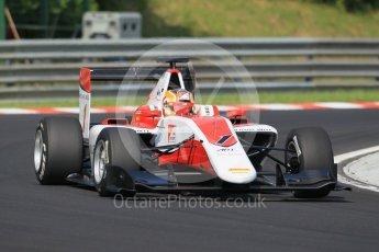 World © Octane Photographic Ltd. ART Grand Prix – GP3/16 – Charles Leclerc. Saturday 23rd July 2016, GP3 Qualifying, Hungaroring, Hungary. Digital Ref :1646CB1D7474