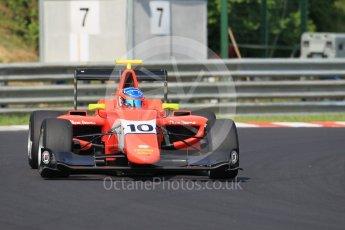 World © Octane Photographic Ltd. Arden International – GP3/16 – Tatiana Calederon. Saturday 23rd July 2016, GP3 Qualifying, Hungaroring, Hungary. Digital Ref :1646CB1D7496