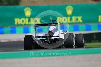 World © Octane Photographic Ltd. Koiranen GP - GP3/16 – Ralph Boschung. Saturday 23rd July 2016, GP3 Qualifying, Hungaroring, Hungary. Digital Ref :1646CB1D7512