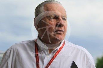 World © Octane Photographic Ltd. Alan Jones (1980 World Champion) - FIA Drivers' Steward. Friday 22nd July 2016, F1 Hungarian GP Practice 1, Hungaroring, Hungary. Digital Ref :1638CB1D5931