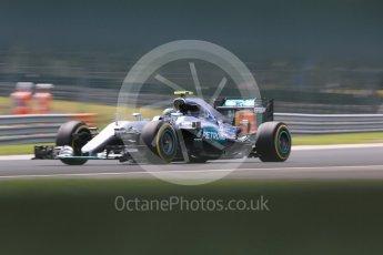 World © Octane Photographic Ltd. Mercedes AMG Petronas W07 Hybrid – Nico Rosberg. Friday 22nd July 2016, F1 Hungarian GP Practice 2, Hungaroring, Hungary. Digital Ref : 1641CB5D6933