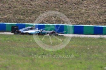 World © Octane Photographic Ltd. Mercedes AMG Petronas W07 Hybrid – Nico Rosberg. Friday 22nd July 2016, F1 Hungarian GP Practice 2, Hungaroring, Hungary. Digital Ref : 1641LB1D2231