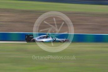 World © Octane Photographic Ltd. Mercedes AMG Petronas W07 Hybrid – Nico Rosberg. Friday 22nd July 2016, F1 Hungarian GP Practice 2, Hungaroring, Hungary. Digital Ref : 1641LB1D2422