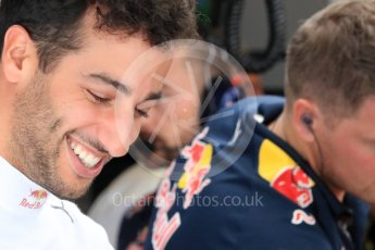 World © Octane Photographic Ltd. Red Bull Racing RB12 – Daniel Ricciardo. Saturday 23rd July 2016, F1 Hungarian GP Practice 3, Hungaroring, Hungary. Digital Ref : 1647LB1D3004
