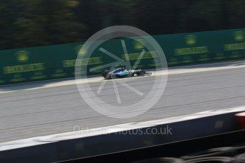 World © Octane Photographic Ltd. Mercedes AMG Petronas W07 Hybrid – Lewis Hamilton. Friday 2nd September 2016, F1 Italian GP Practice 1, Monza, Italy. Digital Ref :1697LB2D5703