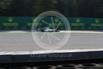 World © Octane Photographic Ltd. Williams Martini Racing, Williams Mercedes FW38 – Valtteri Bottas. Friday 2nd September 2016, F1 Italian GP Practice 1, Monza, Italy. Digital Ref :1697LB2D5748
