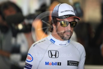 World © Octane Photographic Ltd. McLaren Honda MP4-31 – Fernando Alonso. Saturday 3rd September 2016, F1 Italian GP Practice 3, Monza, Italy. Digital Ref :1704LB1D7618
