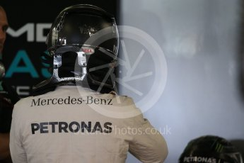 World © Octane Photographic Ltd. Mercedes AMG Petronas W07 Hybrid – Nico Rosberg. Saturday 8th October 2016, F1 Japanese GP - Practice 3. Suzuka Circuit, Suzuka, Japan. Digital Ref : 1732LB2D2767
