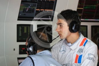 World © Octane Photographic Ltd. Manor Racing MRT05 – Esteban Ocon. Saturday 8th October 2016, F1 Japanese GP - Practice 3, Suzuka Circuit, Suzuka, Japan. Digital Ref : 1732LB2D3154