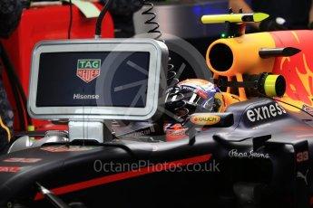 World © Octane Photographic Ltd. Red Bull Racing RB12 – Max Verstappen. Saturday 8th October 2016, F1 Japanese GP - Practice 3, Suzuka Circuit, Suzuka, Japan. Digital Ref : 1732LB2D3492